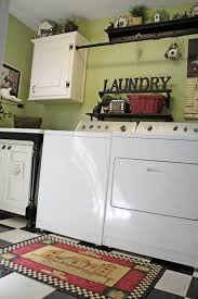 How To Decorate A Laundry Room Lime Green Laundry Room Southern Hospitality