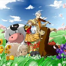 Harvest Moon Tale Of Two Towns Main Dish - towns explore towns on deviantart