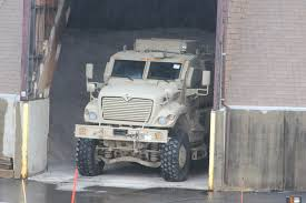 swat vehicles local swat team receives large armored vehicle previously used by