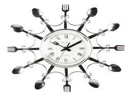 Interesting Wall Clocks Amazing Unique Kitchen Wall Clock 38 Unusual Kitchen Wall Clocks