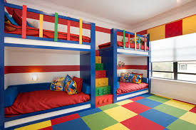 Lego Bed Frame Kid S Bedroom Decor Ideas Let Your Imagination Run Top Reveal