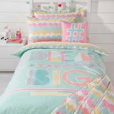 Dunelm Mill Duvets Dream Big Duvet Cover And Pillowcase Set Dunelm