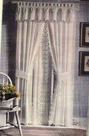 Lace Curtains And Valances Filigree Lace Trim 6