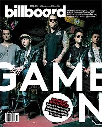 5 Up Photo Album Avenged Sevenfold Earns Second No 1 Album On Billboard 200