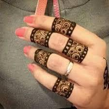 finger mehndi designs 2018 for mehndi mehendi and hennas