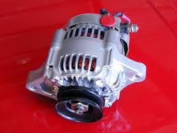 12 volt 55 amp super mini denso racing alternator