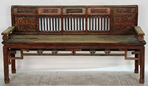 antique benches indoor militariart com