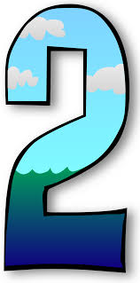 clipart creation days numbers
