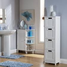 Tall Bathroom Storage Cabinet by Rustic Tall Bathroom Cabinets Best Home Furniture Decoration