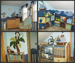 Pirate Themed Kids Room by Baby Nursery Decor Ahoy Matey Pirate Baby Nursery Nice Sample