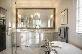 Frameless Bathroom Mirror Large Mirror On Mirror Decorating For Bathroom Sublime Frameless Wall