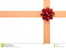 gift wrap ribbon gift wrap with orange ribbon and bow royalty free stock photos