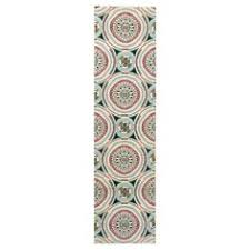 Threshold Indoor Outdoor Rug Threshold Indoor Outdoor Flatweave Medallion Rug Image 1 Of 2
