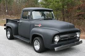 56 f100 like the concept u0026 flat black paint cars trucks
