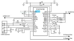 usb mp3 player circuit diagram mp3 player and usb