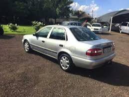 sale toyota corolla 2000 toyota corolla 1 6 gle auto for sale on auto trader south