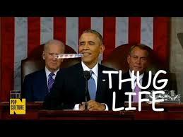 Memes Of Obama - president obama thuglife memes are taking over the internet youtube