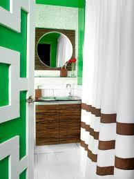 Contemporary Master Bathroom Bathroom Dark Brown Vanity Cabinets Dark Brown Wood Mirror White