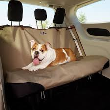 solvit waterproof sta put bench seat cover for pets chewy com