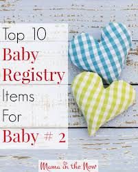 top baby registry top 10 baby registry items for baby 2