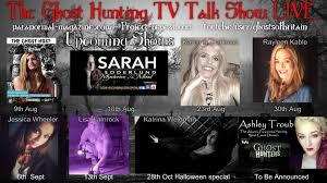 ghost hunting tv talk show schedule u2013 paranormal magazine com