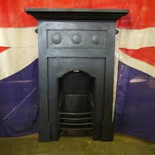 Victorian Cast Iron Bedroom Fireplace Antique Victorian Cast Iron Surround U0026 Tiled Insert Fireplace