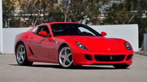 velvet ferrari 2007 ferrari 599 gtb fiorano s106 monterey 2016