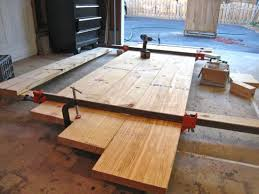 Best Wood For Farmhouse Table Home Plans