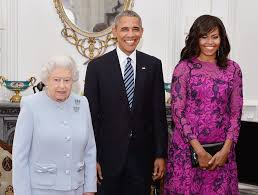barack and obama with the royal family 2016