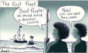 Boat People Meme - boat people red peril down under