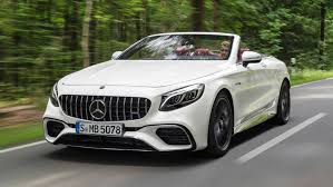 2018 mercedes s class cabriolet break cover