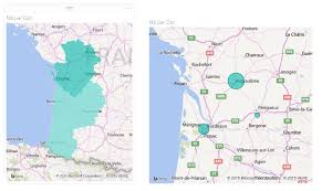 Dordogne France Map by Solved Filled Map Working Wirh French Departements Microsoft