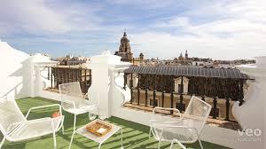 chambres d hotes seville appartement rue laraña séville espagne laraña terrasse 3