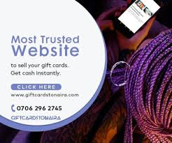 sell my gift card for instant most trusted website to sell your gift card for naira instantly