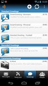 visual voicemail for android youmail visual voicemail apk for android