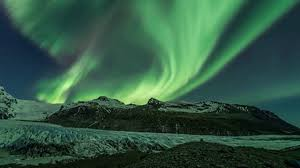 Pictures Of Northern Lights Northern Lights Spectacular Footage Captured In Iceland