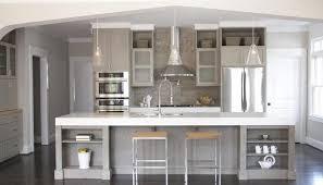 Fine Kitchen Cabinets Benjamin Moore Gray Kitchen Cabinets Exitallergy Com