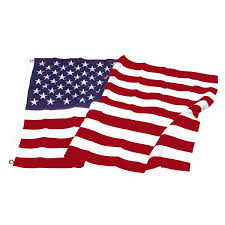 Our Flag American Flag 4ft X 6ft Super Tough Brand Polyester