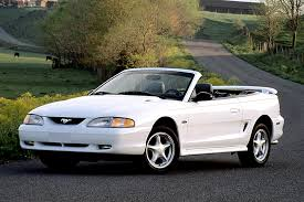 01 mustang convertible top 1994 04 ford mustang consumer guide auto