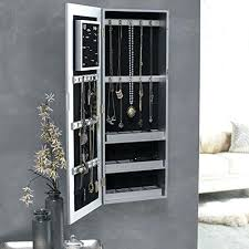 wall mirror jewelry cabinet wall mounted jewelry armoire wall mount jewelry photo frames wall