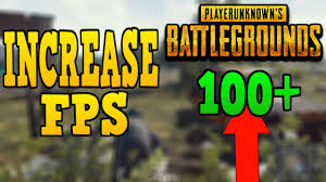 pubg fps how to get more fps in pubg 30 100 with loop control