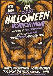 scottish horror fans we have the ultimate halloween party