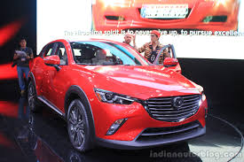 mazda cx3 2015 mazda cx 3 archives indian autos blog