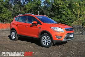 2012 ford kuga trend review performancedrive