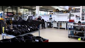 dallara expertise production assembly and quality control youtube