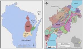 Map Of Green Bay Wisconsin by Northeast Wisconsin Non Point Pollution Sources U2013 Lower Fox