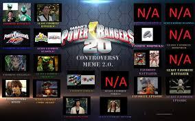 Power Rangers Meme - power rangers controversy meme darkton s try by darkton93 on