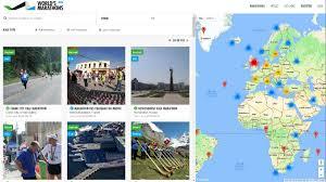 Sf Marathon Map Find Your Next Marathon World U0027s Marathons