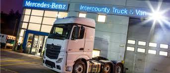 mercedes of peterborough intercounty peterborough intercounty truck mercedes