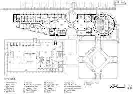university floor plan wayne state university designshare projects